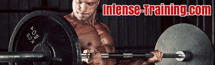 intense weight training workouts